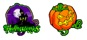 Halloweenies(Scratch Card)