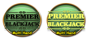 Multi Hand Premier Blackjack Gold